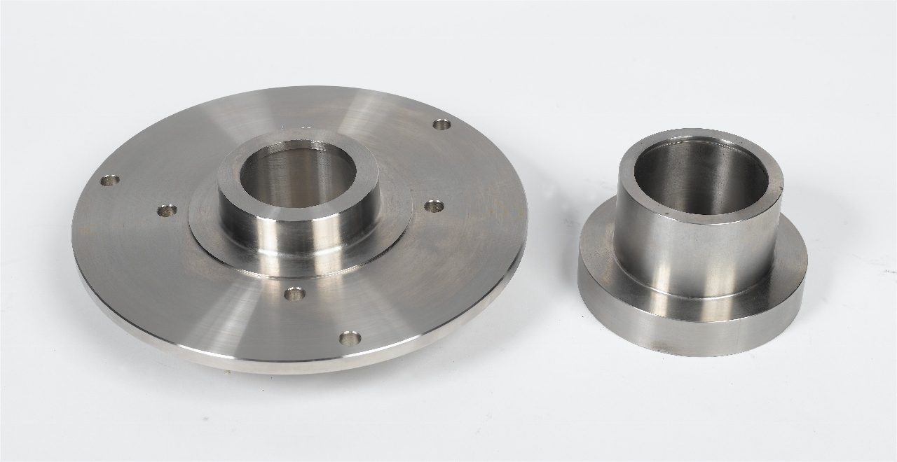 Triangle Nutating Discs